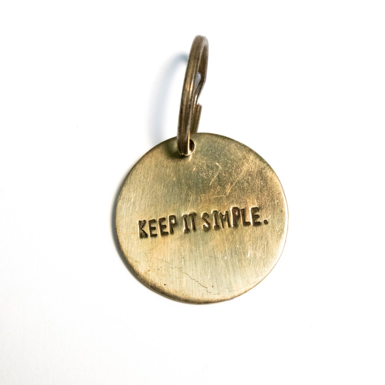 Keytag_Keepitsimple_messing